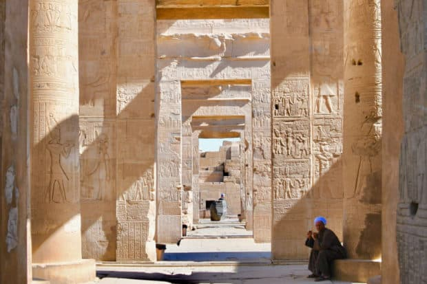Ancient exploration on the 2019 Insider Journey to Egypt